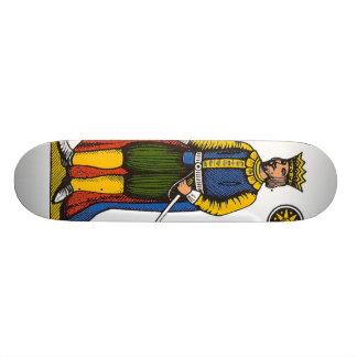 Re Denari skateboard
