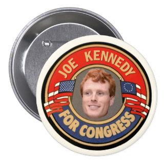 Re-elect Joe Kennedy 2014 Pin