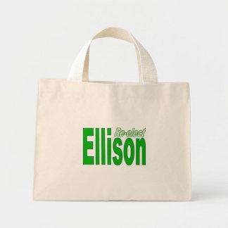 Re-elect Keith Ellison Congress 2012 Minnesota Mini Tote Bag