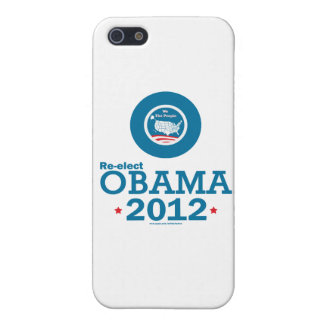 Re-elect Obama 2012 iPhone 5 Case