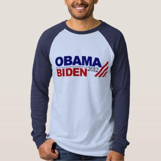 Re-Elect Obama Biden '12 T Shirts