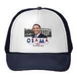Re-Elect President Obama Election 2012 Gear Trucker Hat
