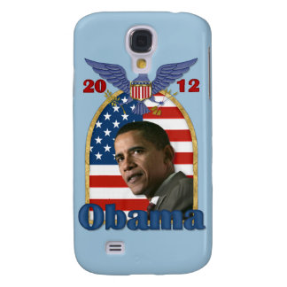 Re-Election Barack Obama for 2012 Samsung Galaxy S4 Cases