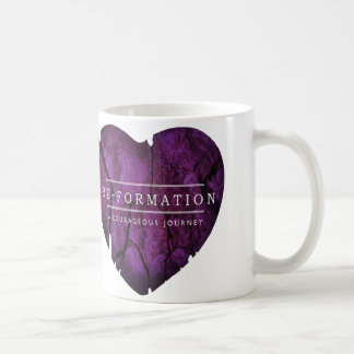 RE-Formation, A Courageous Journey Coffee Mug