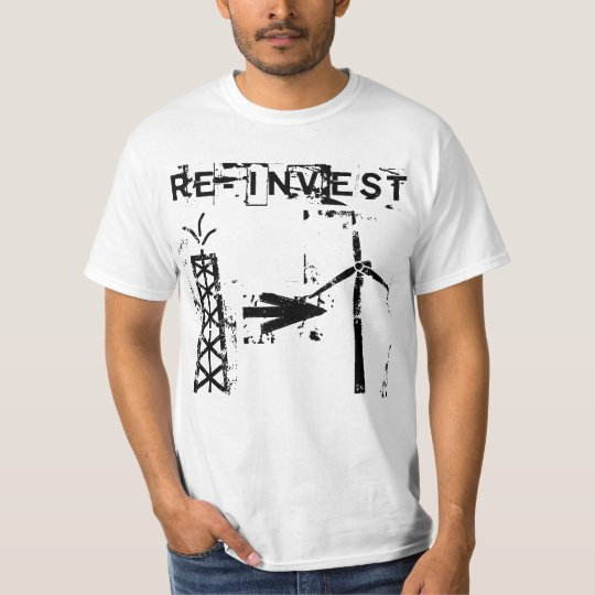 Re Invest 1 T-Shirt
