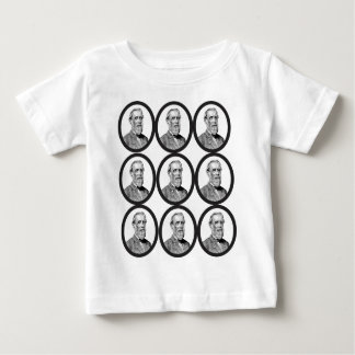 RE LEE IN ROWS BABY T-Shirt
