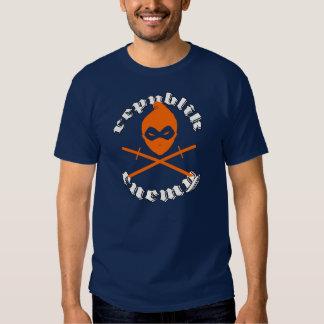 RE Orange Shirt