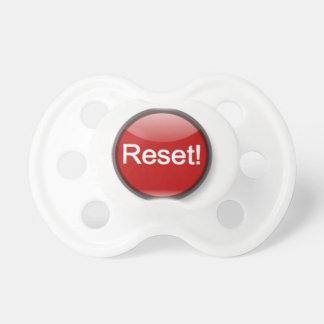 Re-Set Pacifier