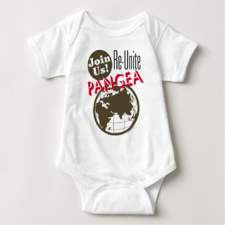 Re-Unite Pangea Baby Bodysuit