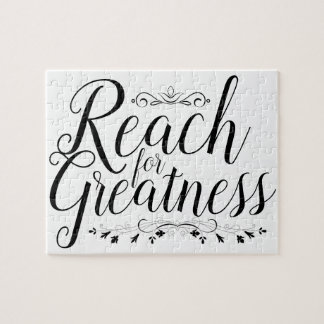 Reach for Greatness Jigsaw Puzzle