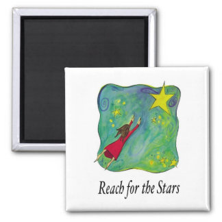 reach for stars magnet