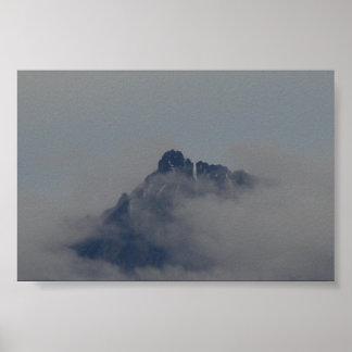 Reach for the highest peak - Logan Guinn Poster