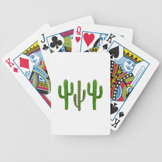Reach for the Sky Bicycle Playing Cards