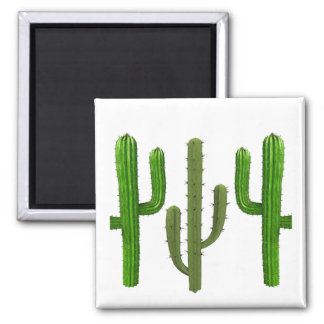 Reach for the Sky Square Magnet