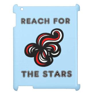 """Reach for the Stars"" 631 Art iPad Case"