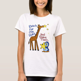 reach for the Stars and share them T-Shirt