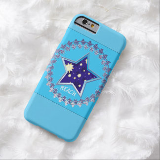 """Reach for the Stars"" Barely There iPhone case"