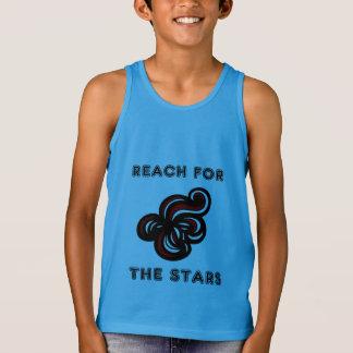 """Reach for the Stars"" Boys' Tanktop"