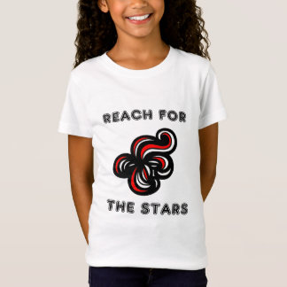 """Reach for the Stars"" Girls' T-Shirt"