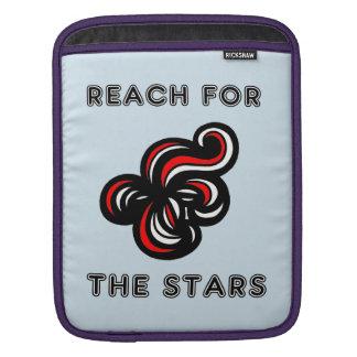 """""""Reach for the Stars"""" Ipad Soft Case iPad Sleeve"""