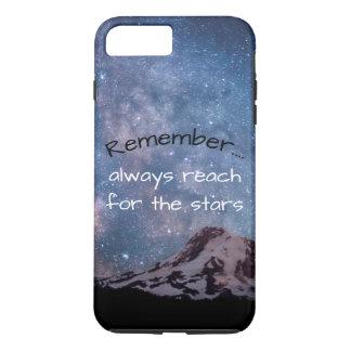 Reach for the Stars iPhone 8 Plus/7 Plus Case