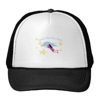 Reach for the Stars Mesh Hat