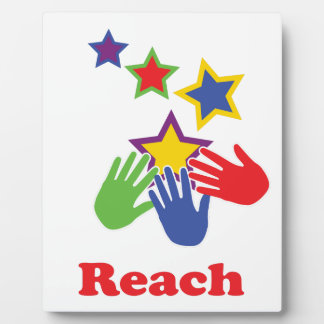 Reach for the Stars Photo Plaque