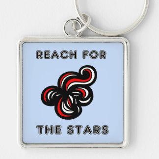 """Reach for the Stars"" Premium Keychain"