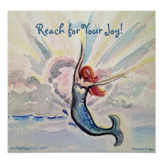 Reach for Your Joy Poster