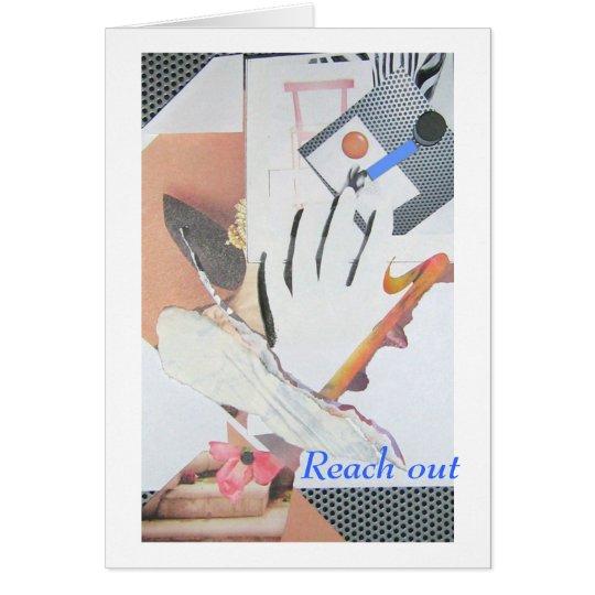 Reach Out Card