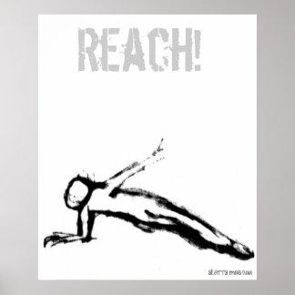 Reach poster