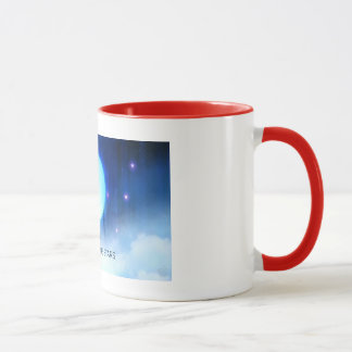 Reach the stars mug