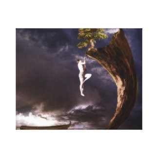 Reaching New Heights Canvas Print