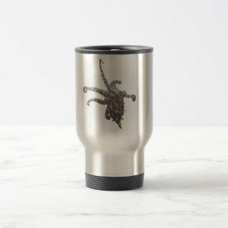 Reaching Octopus Travel Mug