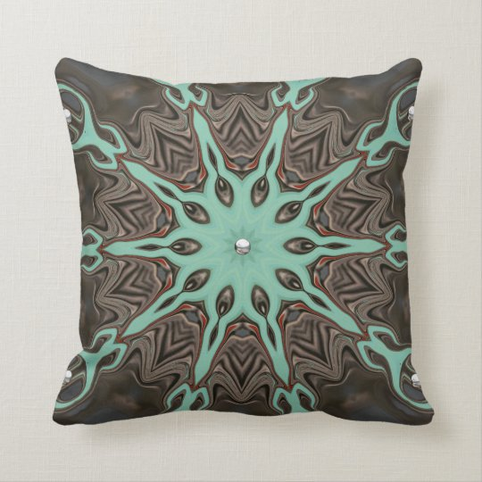 Reaching Out. Throw Pillow
