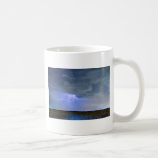 Reaching Out To Country Wheat Fields Coffee Mug
