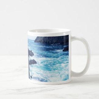 Reaching the Sea Coffee Mug