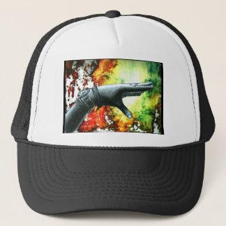 Reaching Trucker Hat