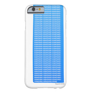 Read 2:19 PM Barely There iPhone 6 Case