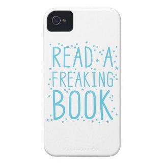 read a freakin book iPhone 4 Case-Mate case