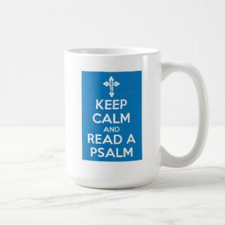 Read A Psalm Mug