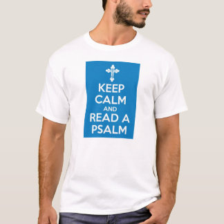 Read A Psalm TShirt