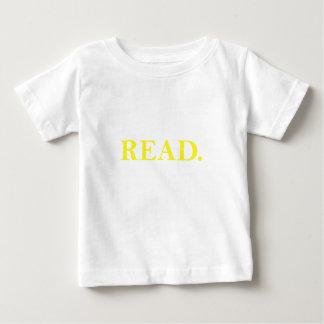 Read Baby T-Shirt