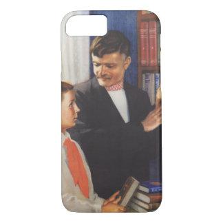 Read Books iPhone 7 Case
