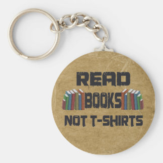 Read Books Keychain