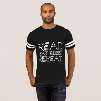 Read, Eat, Sleep, Repeat T-Shirt