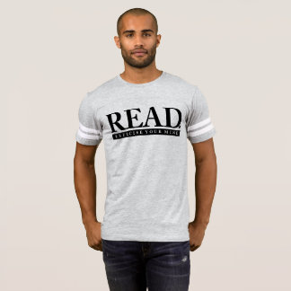 READ. Exercise your mind. T-Shirt