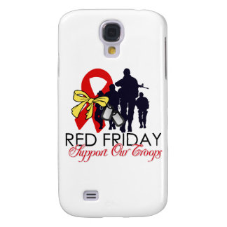 Read Friday - Support Our Troops Galaxy S4 Cover