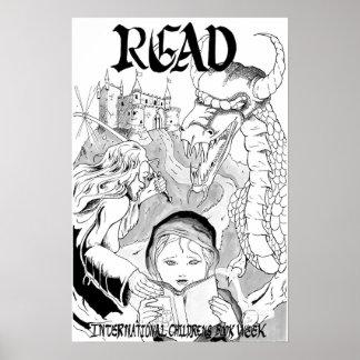 READ International Childrens Week Poster