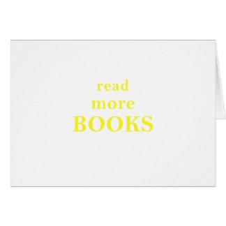 Read More Books Card